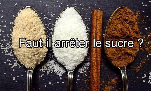 Diminuer OU éliminer sa consommation de sucre ?