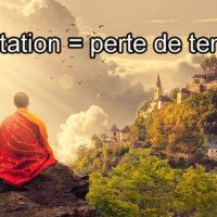 Le danger de la méditation pour apaiser l'esprit