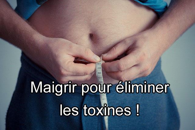 Pourquoi maigrir et éliminer ses toxines intestinales ?
