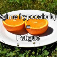 STOP aux régimes hypocaloriques pour maigrir