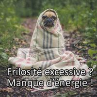 Frilosité excessive : Comment être moins frileux/frileuse ?