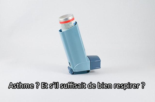Comment soigner l'asthme naturellement sans ventoline