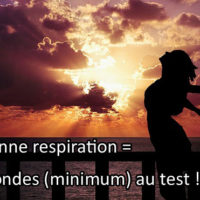 Comment avoir une bonne respiration ?