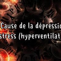 Origine et causes de la dépression nerveuse