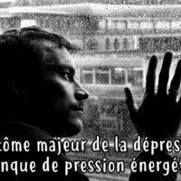 Dépression: symptômes physiques et psychologiques + TEST