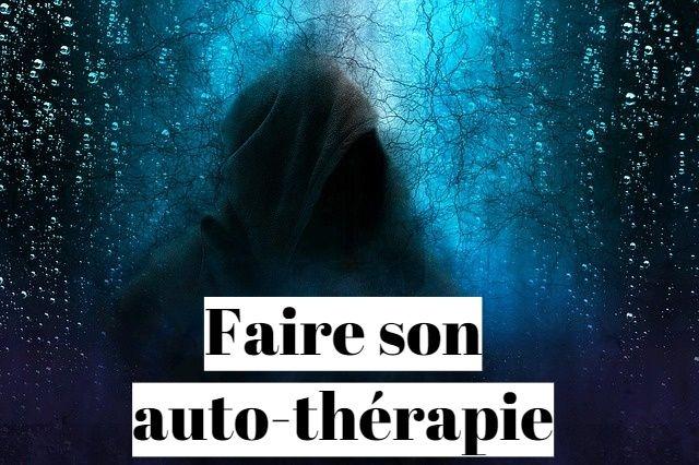 Comment faire une auto thérapie seul ?