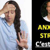 Anxiété et stress chronique : quelle solution pour s'en sortir ?