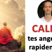 Crise d'angoisse, attaque de panique: comment se calmer?