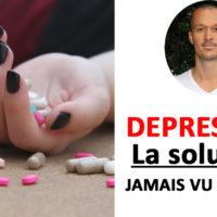 Comment lutter contre la dépression & la déprime naturellement?