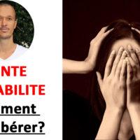 Traumatisme de honte et de culpabilité: Comment s'en sortir?