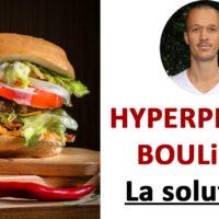 Comment vaincre l'hyperphagie compulsive (boulimie)?
