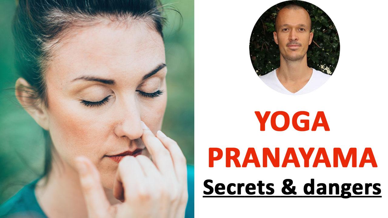 Yoga pranayama et respiration
