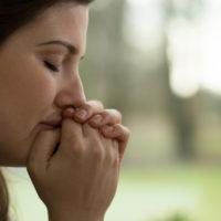 Comment arrêter de pleurer de nerf quand on est énervé?
