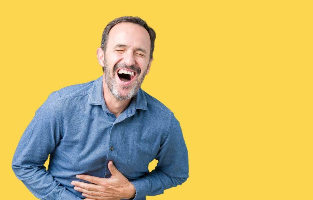 Comment arrêter et contrôler son fou rire?