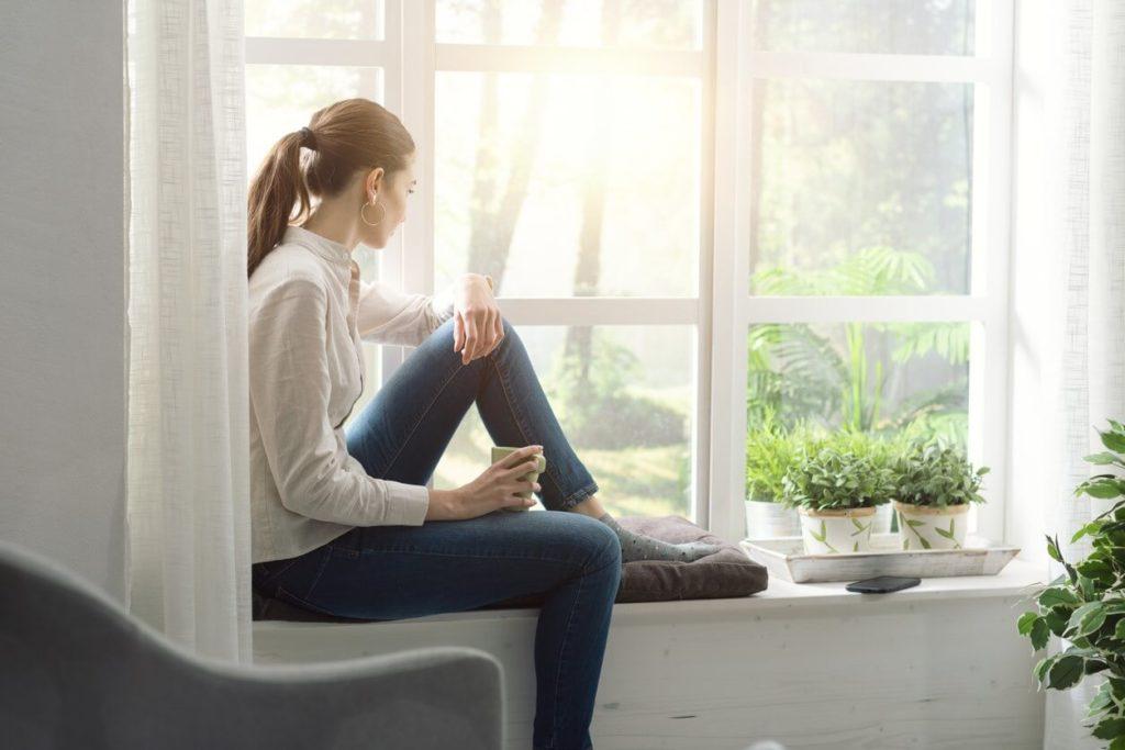 Comment faire pour ne pas se sentir seul chez soi