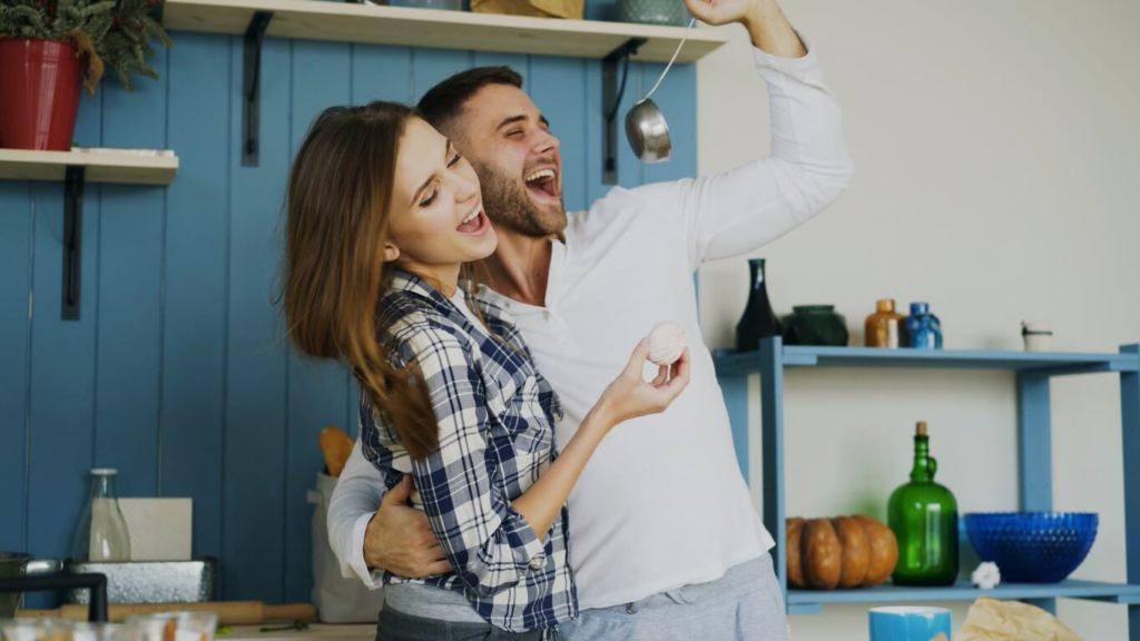 Comment rendre heureuse sa femme (copine)