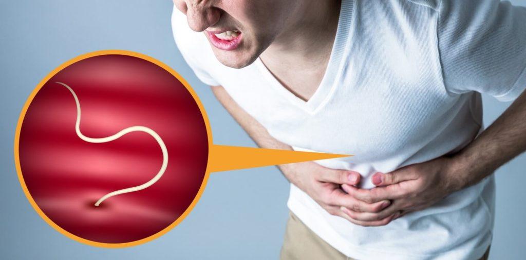 Comment se débarrasser des vers intestinaux naturellement