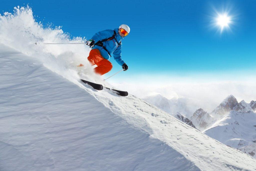 Comment skier sans avoir peur