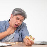Comment vaincre la phobie de s'étouffer en mangeant?