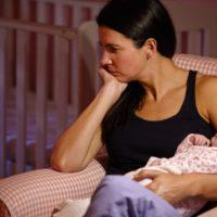 Dépression post-partum: gérer le stress après accouchement?