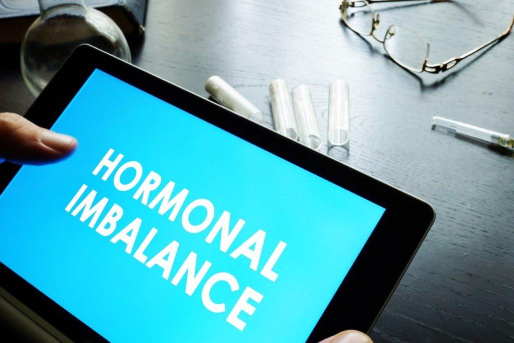 Dérèglement et déséquilibre hormonal