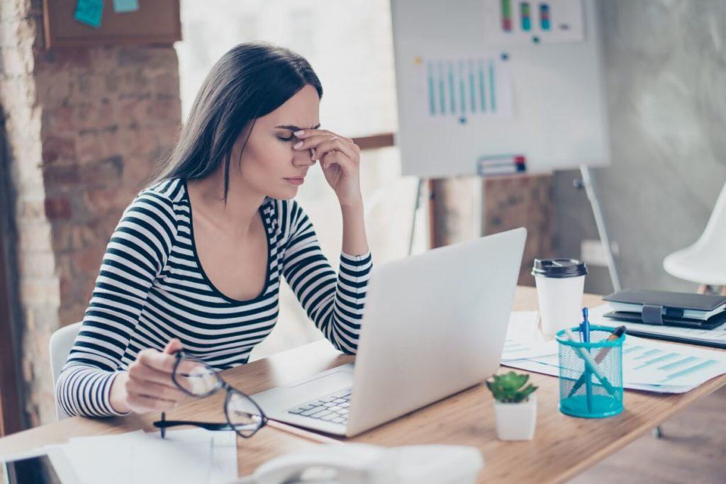 Epuisement psychologique au travail
