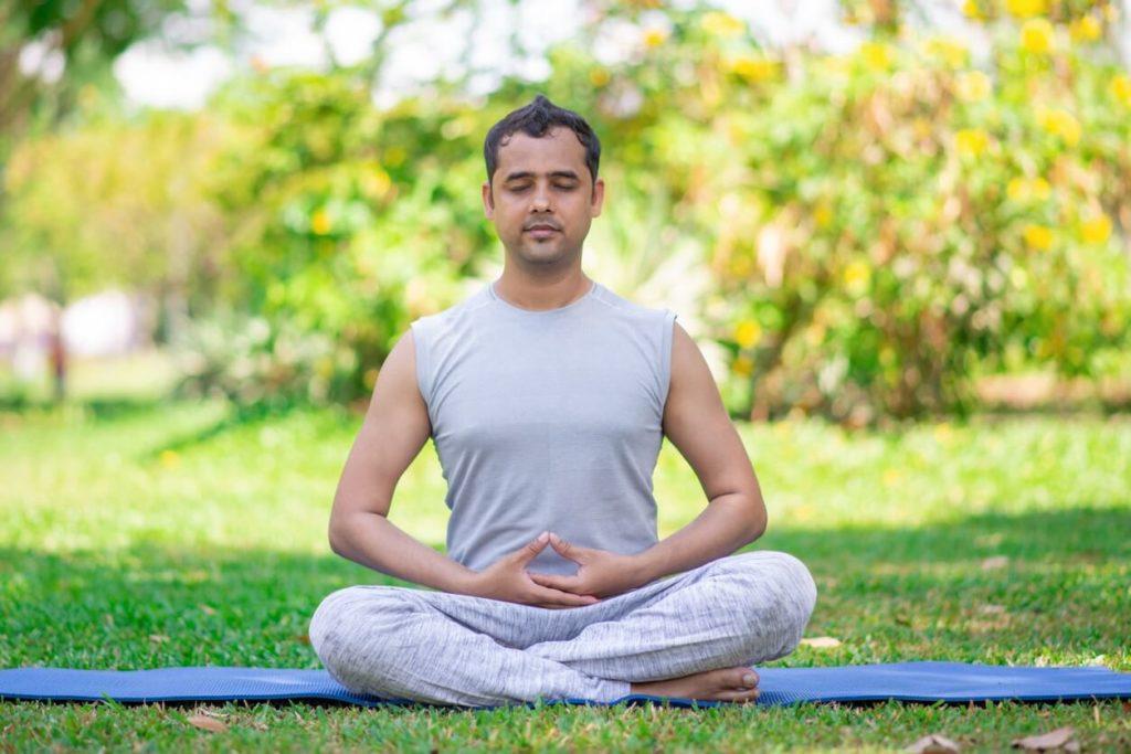 Méditation contre le stress et l'angoisse