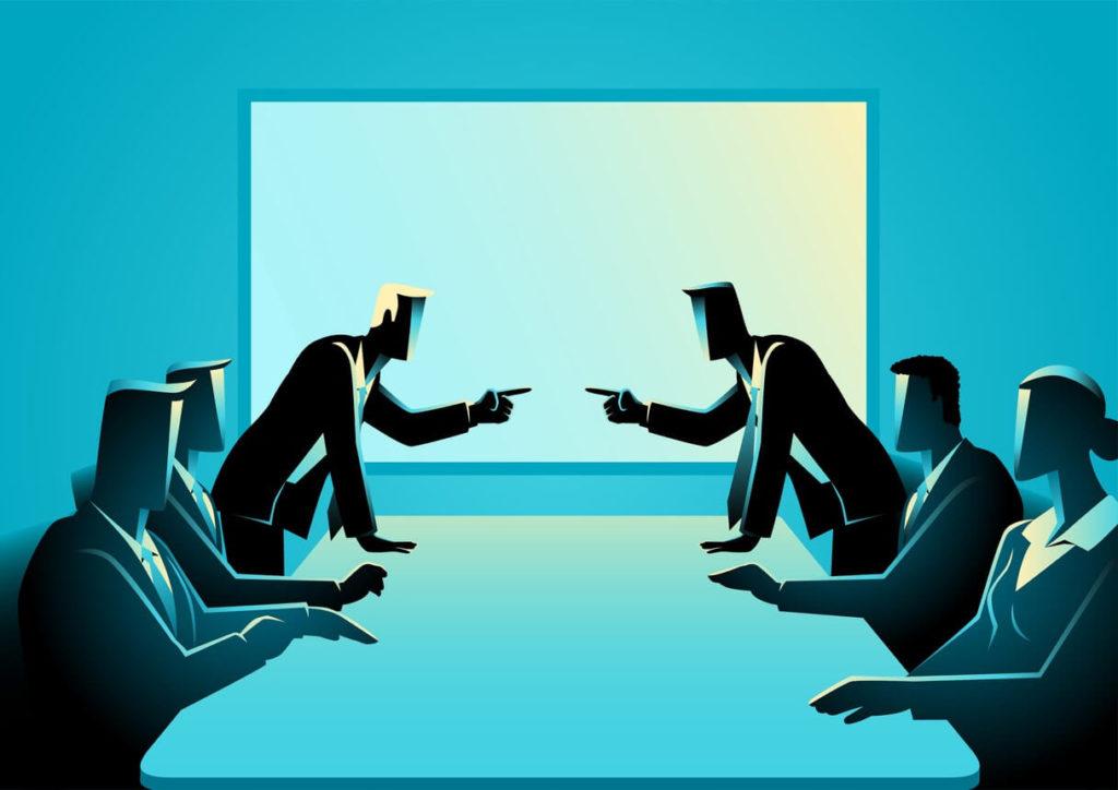 Stratégie d'évitement et gestion des conflits