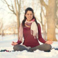 Yoga Toumo: la technique de respiration pour affronter le froid?